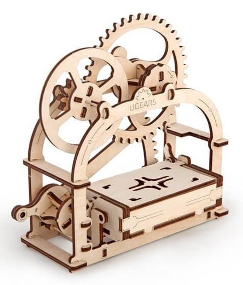 UGears #120211 Mechanical Box