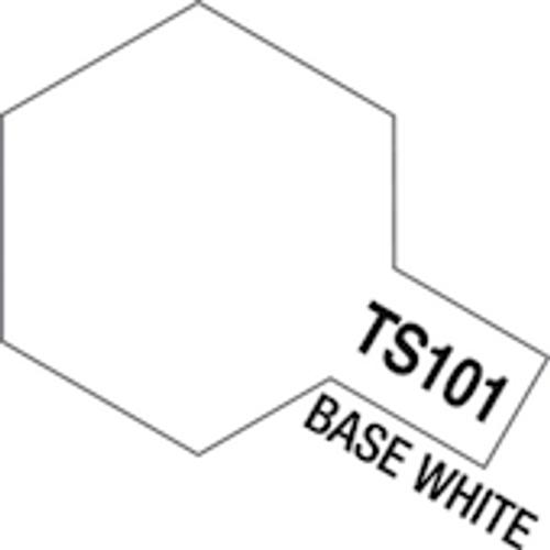 Tamiya #85101 TS-101 Base White