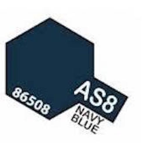 Tamiya Colour Spray Paint #86508 AS-8 Navy Blue (US Navy)