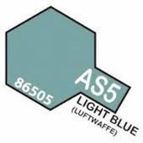 Tamiya Colour Spray Paint #86505 AS-5 Light Blue