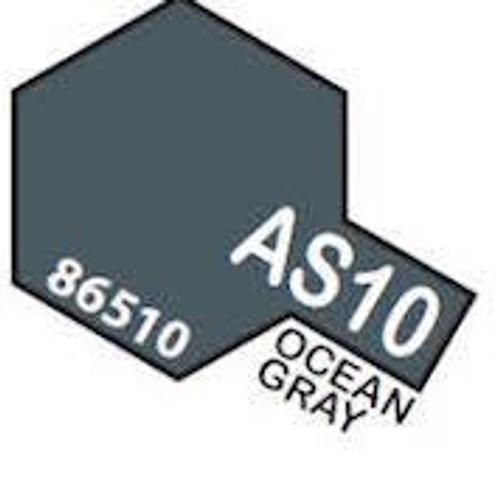 Tamiya Colour Spray Paint #86510 AS-10 Ocean Gray