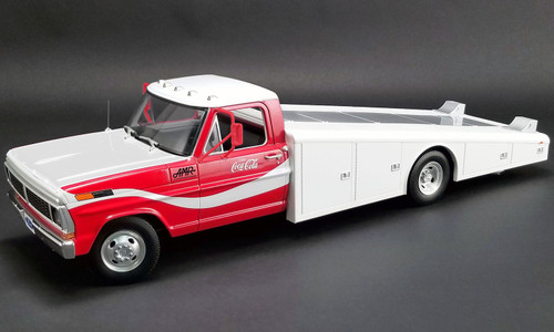 "Acme #A1801401 1/18 1970 Ford F350 Ramp Truck ""Alan Moffat"""