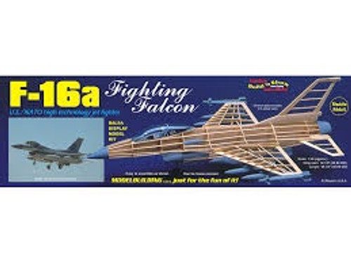 Guillow #1403 F-16A Fighting Falcon