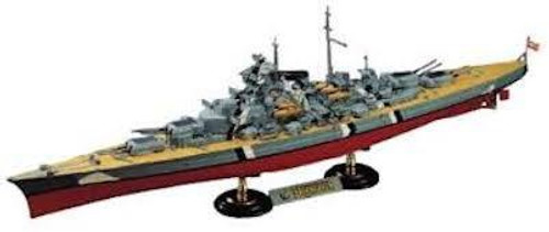 "Academy #14109 1/350 German Battleship ""Bismarck"""