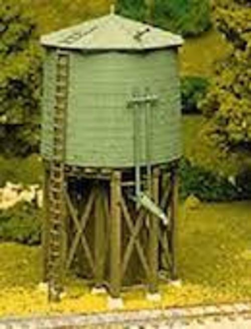 Atlas #703 HO Water Tower Kit