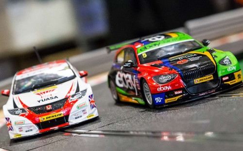 Scalextric  #C3694A 1/32 Touring Car Champions 14/15
