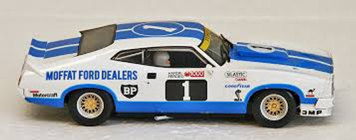Scalextric #C3741 Ford XC Falcon A.Moffat & J. Ickx