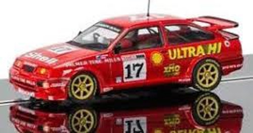 Scalextric #C3740 1/32 Ford Sierra RS500 Johnson/Bowe