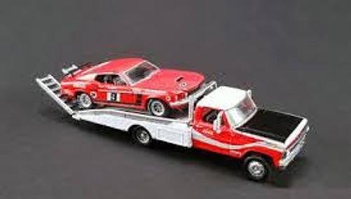 ACME #51149 1/64 1969 Boss 302 Trans Am Mustang (Parnelli Jones)
