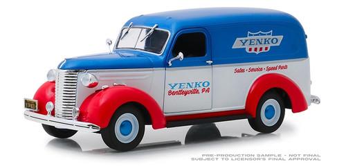 Green Light # #85041   1/24 1939 Chevrolet Panel truck