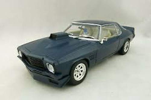 Greenlight #DDA203 1/24 1972 Holden HQ Monaro Pursuit