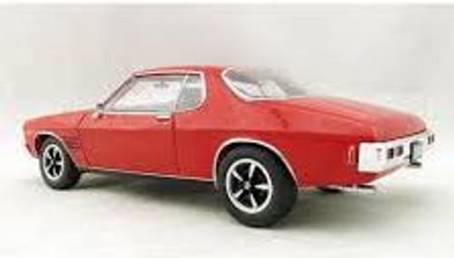Greenlight #DDA204 1/24 1973 Holden HQ Monaro GTS 350 Redhot