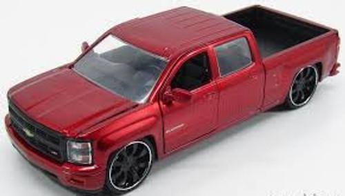 Jada #97026 1/24 2014 Chevy Silverado