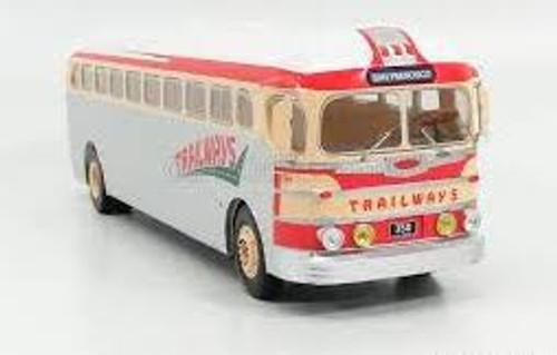 IXO #BUS015 1/43 1949 GMC PD-3751 Trailways