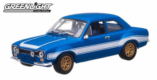 Greenlight Hollywood #86222 1/43 Brian's 1974 Ford Escort RS2000 MKI