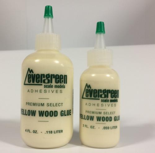 Evergreen #84 Yellow Wood Glue 4fl.oz