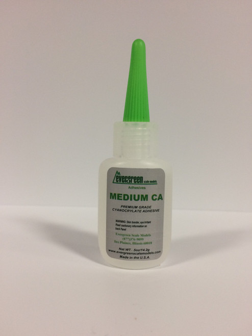 Evergreen #65 1oz (28.4g) Medium CA Glue
