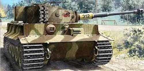 Academy #13314 1/35 Tiger-1  Late Version
