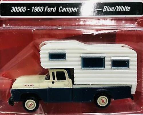 Classic Metal Works #30565  HO 1960 Ford Camper