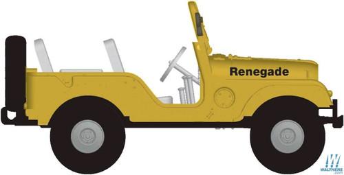 Brekina #58905 HO Jeep Renegade