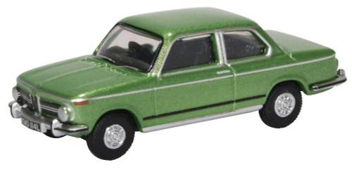 Oxford #76BM02003 1/76 BMW 2002 (Taiga Green)