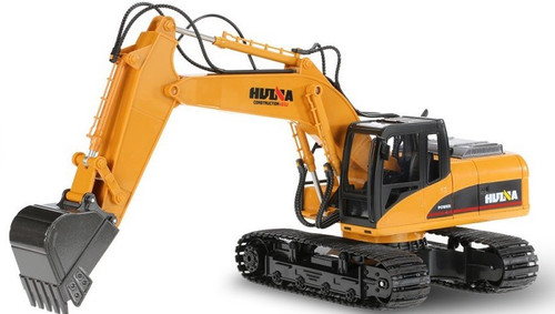 Huina #1550 1/14 15 Channel RC Excavator