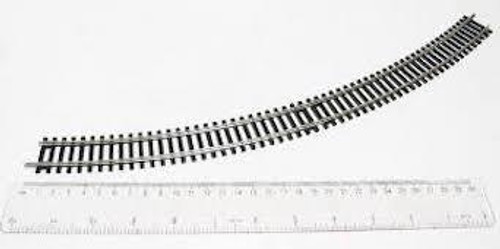Hornby #R609 3rd Radius Double Curve 45 Degree