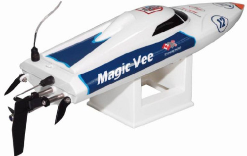 Joysway #8106 Magic Cat Speed Boat All Included RTR