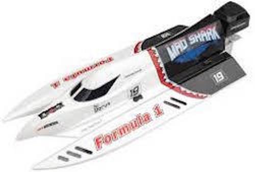 Joysway #8205 Mad Shark Brushless Speed Boat