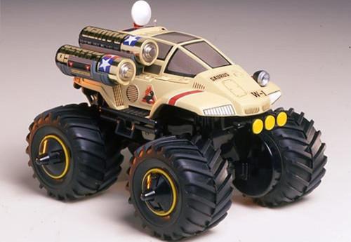 Tamiya #17006 1/32 Mini 4WD Wildsaurus Mini