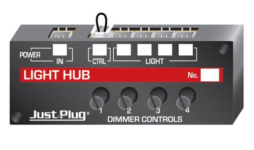 Just Plug #JP5701 Light Hub