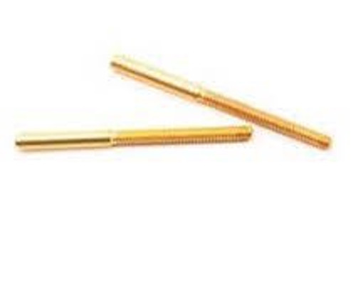 """Du-Bro #111 Threaded Couplers For 1/16"""" Wire or Cable"""