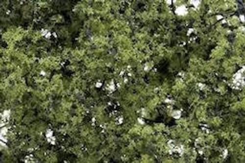 Woodland Scenics #F1132 Fine Leaf Foliage Light Green