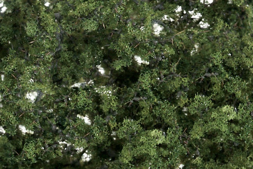 Woodland Scenics #F1131 Fine Leaf Foliage Dark Green