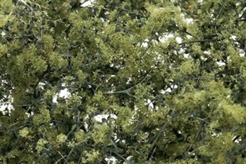 Woodland Scenics #F1133 Fine Leaf Foliage Olive Green