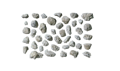 Woodland Scenics  #C1232 Rock Mould Boulders