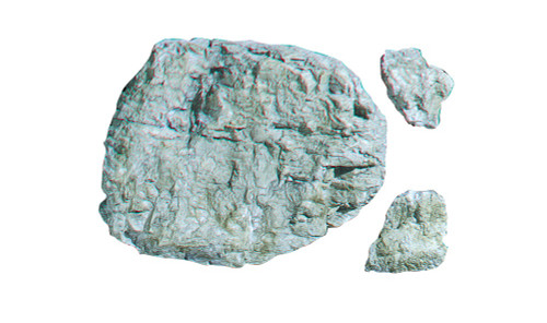 Woodland Scenics #C1235 Rock Mold Laced Face Rock