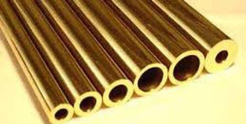 "K&S #1151 5/16 x 36"" (7.94mm x 920mm) Brass Tube"