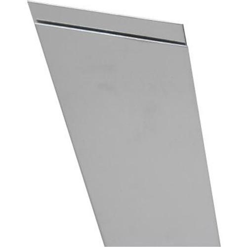 "K&S #254 Tin Coated Steel Sheet .008x4x10"" 1 pc"
