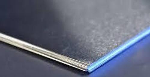 K&S #256 Aluminium Sheet .032x4x10 (0.81mm) 1pc