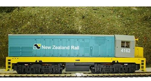 Frateschi #3169-4162 GM G-22CU NZR DC New Zealand Rail Blue