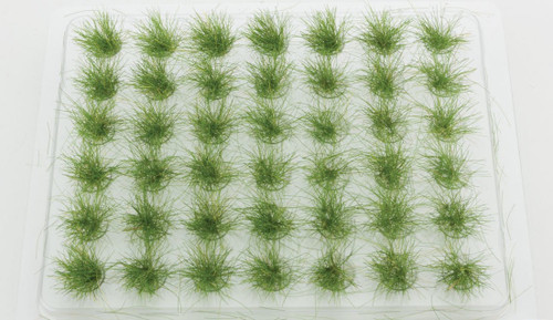 Walthers SceneMaster #949-1112 Grass Tufts-Summer 42 Tufts (tall grass)
