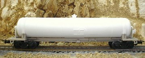 Frateschi #2028 HO Tank Car NZR White Undecorated