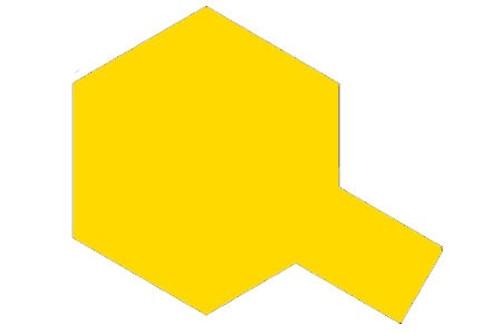 Tamiya Acrylic Paint #81508 X-8 Lemon Yellow