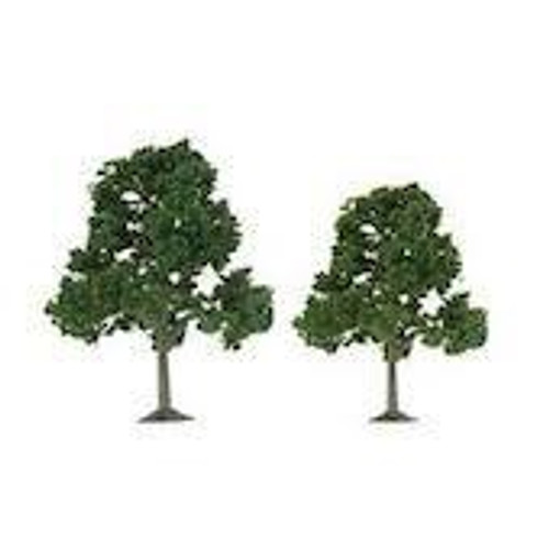 "JTT Trees #94298 2"" Deciduous Trees 4 pack"