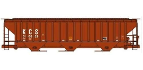 Accurail #6540 Pullman STD CVD Hopper  Kit