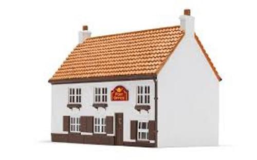 Hornby #R9858 OO Village Post Office Resin Building