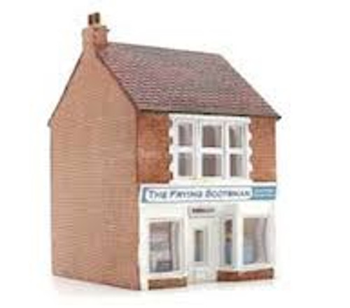"Hornby #R9861 Fish and Chip Shop ""The Frying Scotsman"""