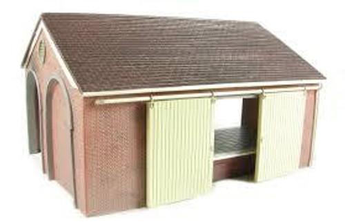 Hornby Skaledale #R9533 Magna Goods Shed