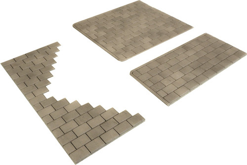 Metcalfe #PO210 Self Adhesive Paving Slabs